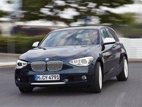 Ver foto 9 de BMW Serie 1 5 puertas Urban F20 2011
