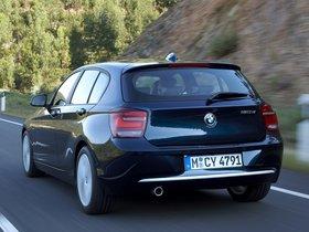 Ver foto 8 de BMW Serie 1 5 puertas Urban F20 2011