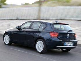 Ver foto 7 de BMW Serie 1 5 puertas Urban F20 2011