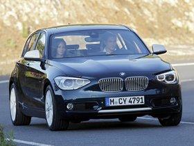 Ver foto 6 de BMW Serie 1 5 puertas Urban F20 2011