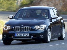 Ver foto 5 de BMW Serie 1 5 puertas Urban F20 2011