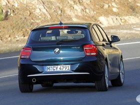 Ver foto 3 de BMW Serie 1 5 puertas Urban F20 2011