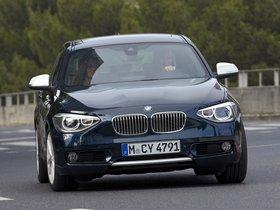 Ver foto 2 de BMW Serie 1 5 puertas Urban F20 2011