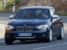 Fotos de BMW Serie 1 5 puertas Urban F20 2011