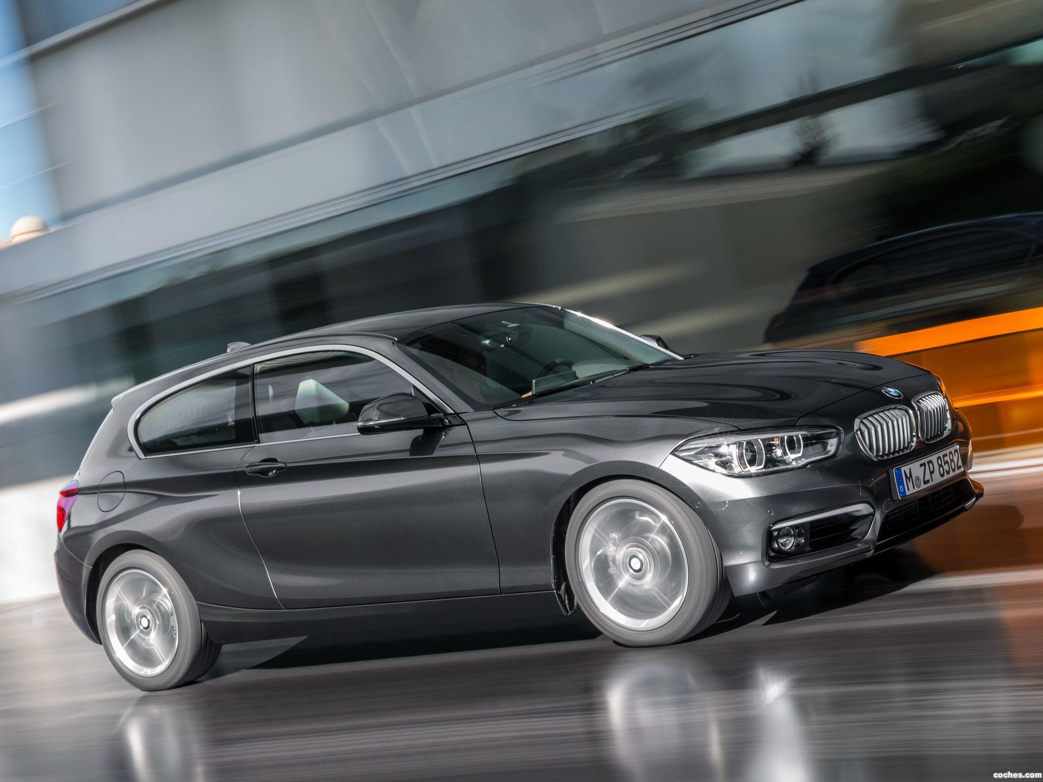 Foto 13 de BMW Serie 1 120d Urban Line 3 puertas F21 2015