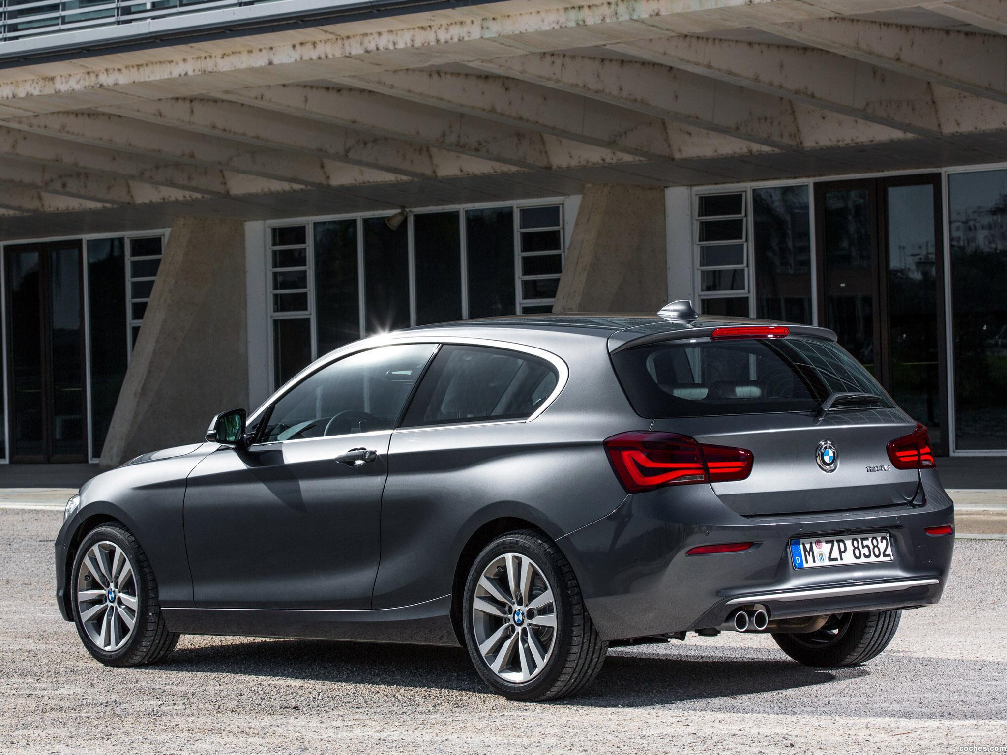 Foto 8 de BMW Serie 1 120d Urban Line 3 puertas F21 2015