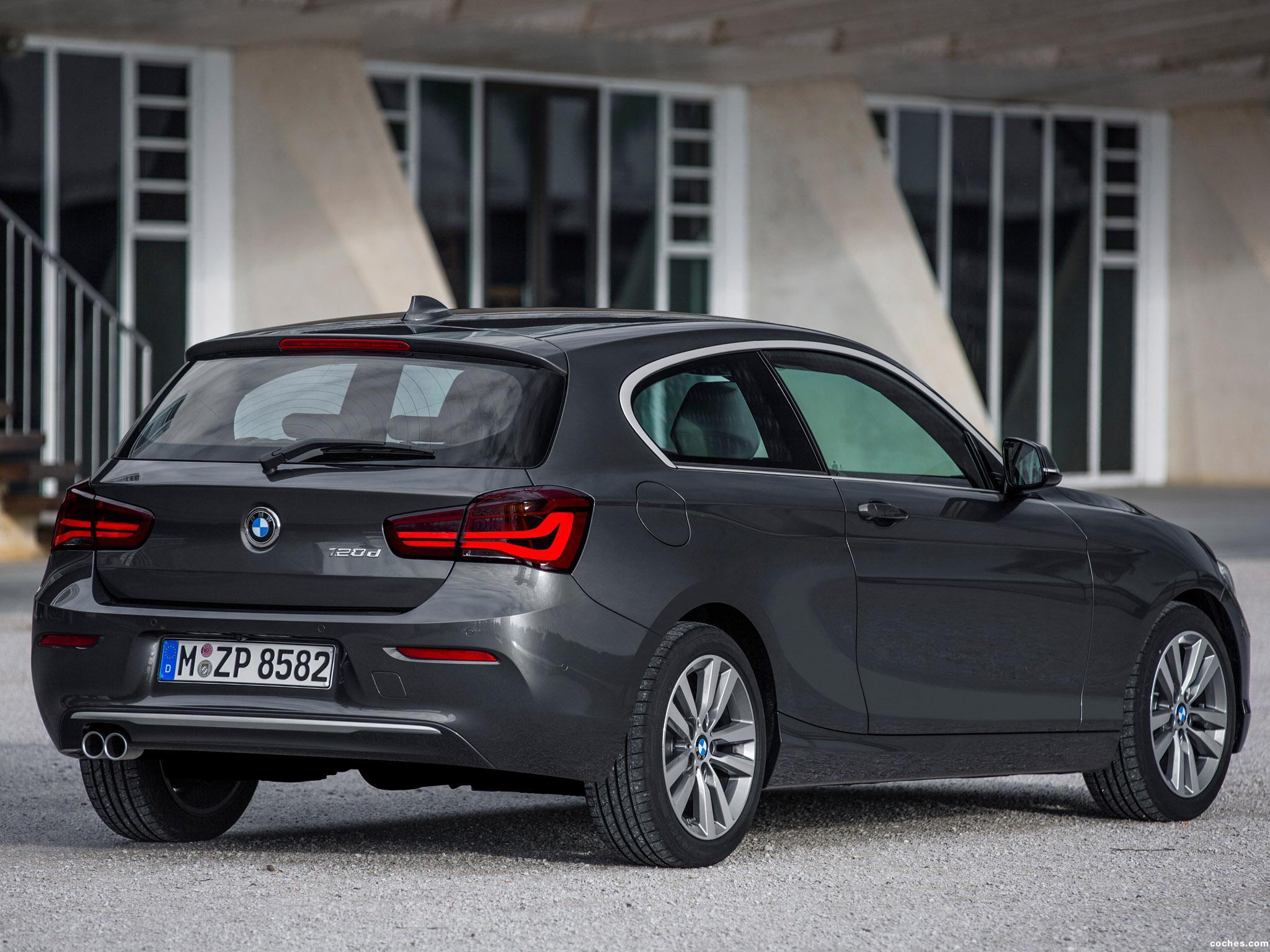 Foto 18 de BMW Serie 1 120d Urban Line 3 puertas F21 2015
