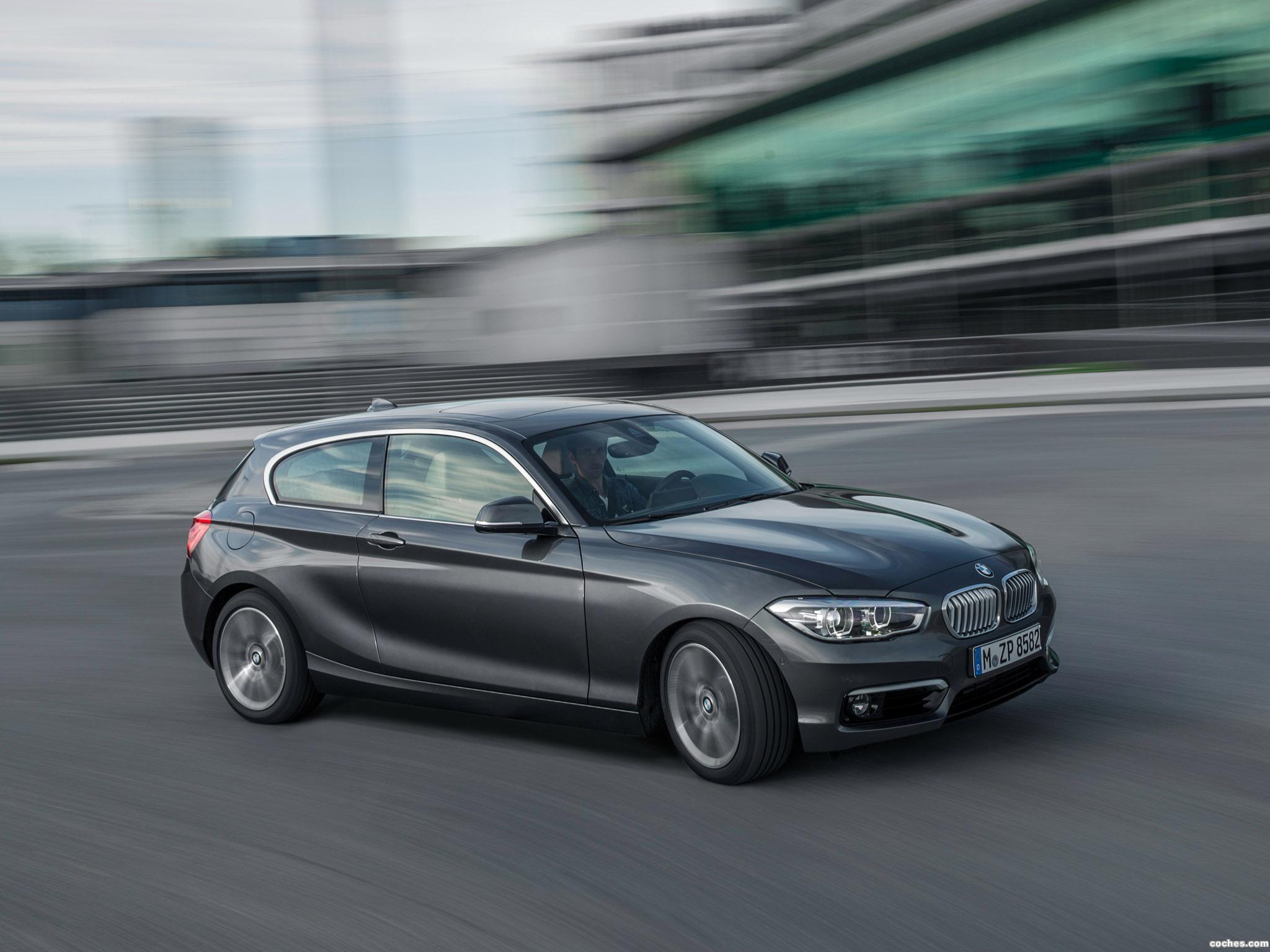 Foto 15 de BMW Serie 1 120d Urban Line 3 puertas F21 2015