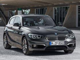 Ver foto 12 de BMW Serie 1 120d Urban Line 3 puertas F21 2015