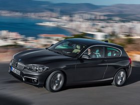 Ver foto 6 de BMW Serie 1 120d Urban Line 3 puertas F21 2015