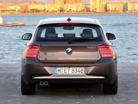 Ver foto 3 de BMW Serie 1 3 puertas Urban Line F21 2012