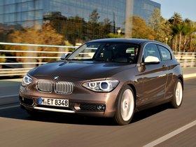 Fotos de BMW Serie 1 3 puertas Urban Line F21 2012