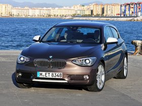 Ver foto 11 de BMW Serie 1 3 puertas Urban Line F21 2012
