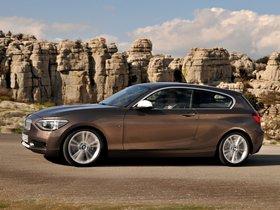 Ver foto 10 de BMW Serie 1 3 puertas Urban Line F21 2012