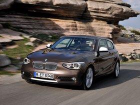 Ver foto 9 de BMW Serie 1 3 puertas Urban Line F21 2012