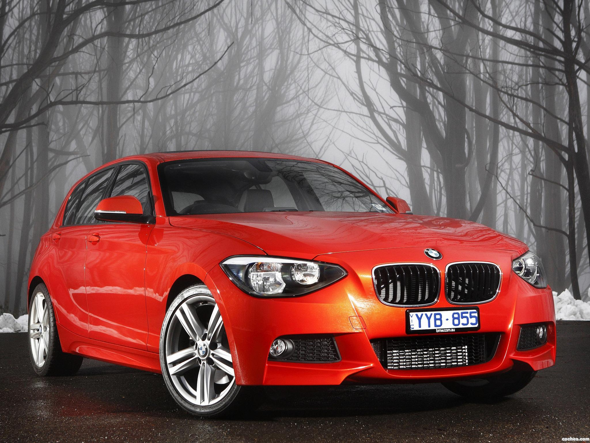 Foto 0 de BMW Serie 1 125i 5 puertas M Sports Package F20 2012