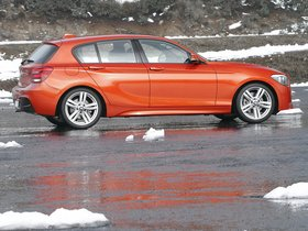 Ver foto 6 de BMW Serie 1 125i 5 puertas M Sports Package F20 2012