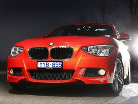 Ver foto 3 de BMW Serie 1 125i 5 puertas M Sports Package F20 2012