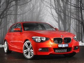 Ver foto 1 de BMW Serie 1 125i 5 puertas M Sports Package F20 2012
