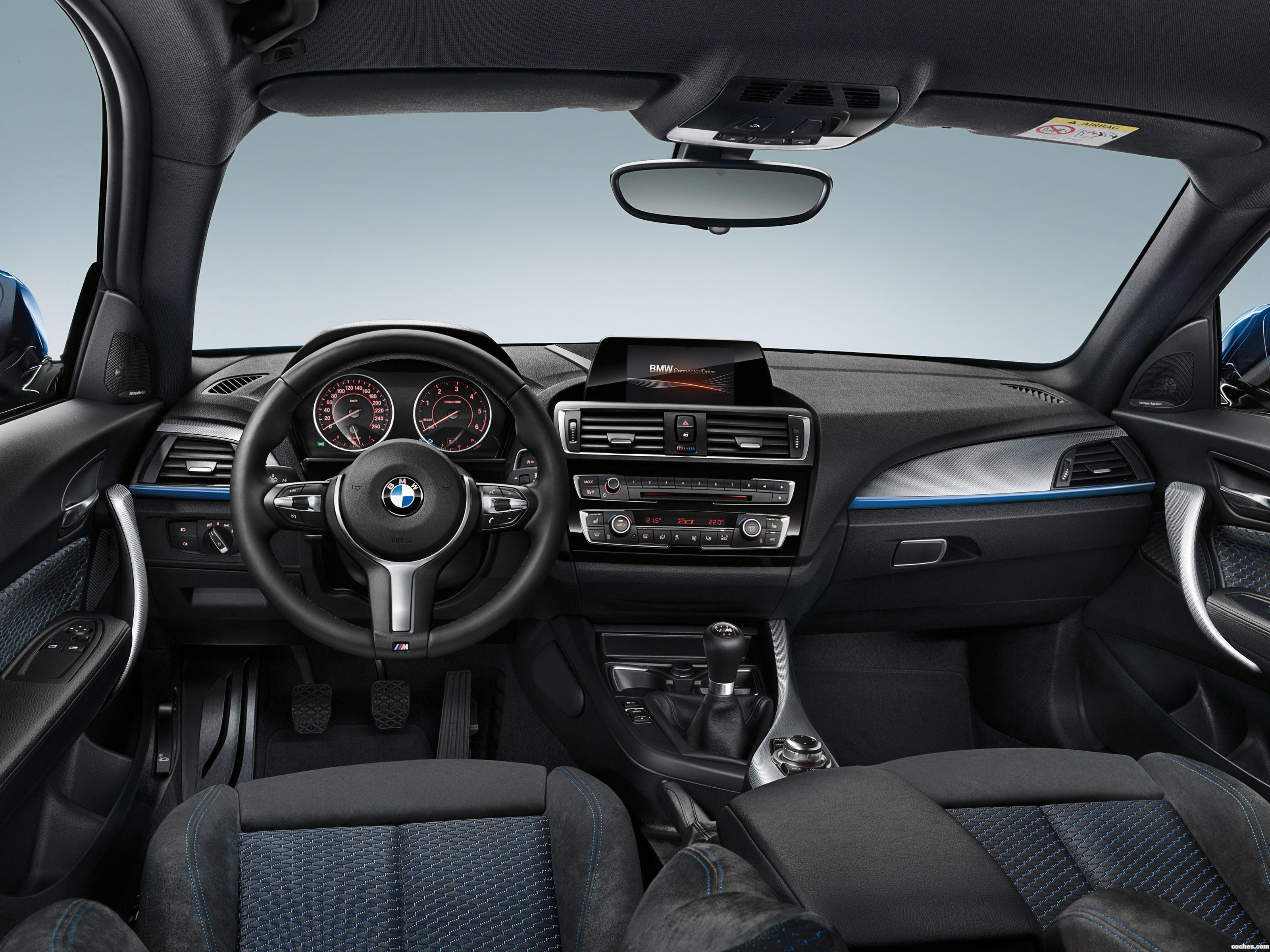 Foto 26 de BMW Serie 1 125i M Sport Package 5 puertas F20  2015