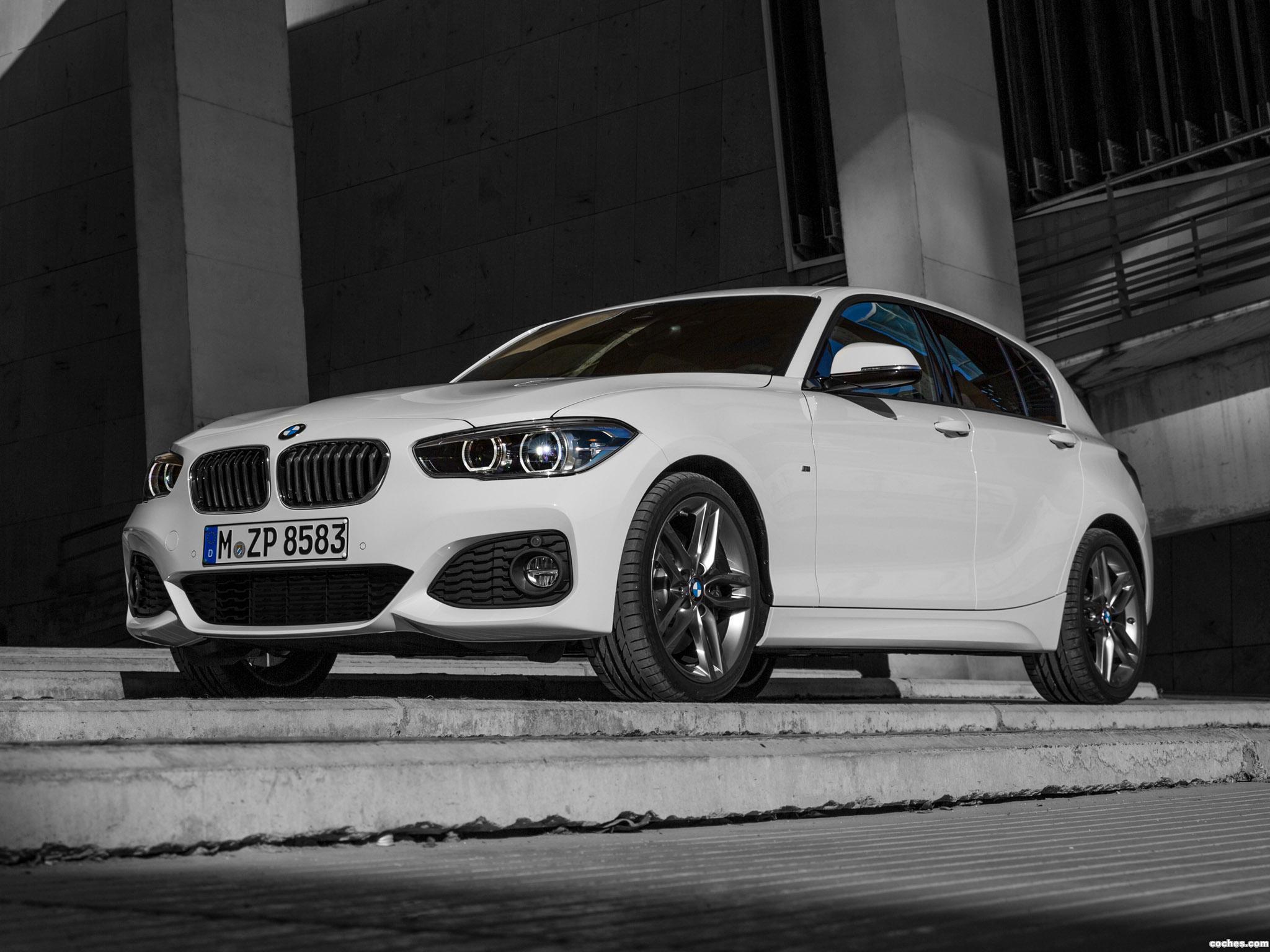 Foto 14 de BMW Serie 1 125i M Sport Package 5 puertas F20  2015