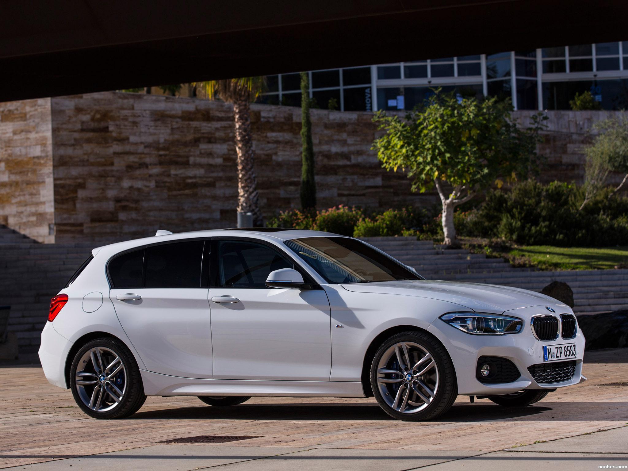 Foto 6 de BMW Serie 1 125i M Sport Package 5 puertas F20  2015
