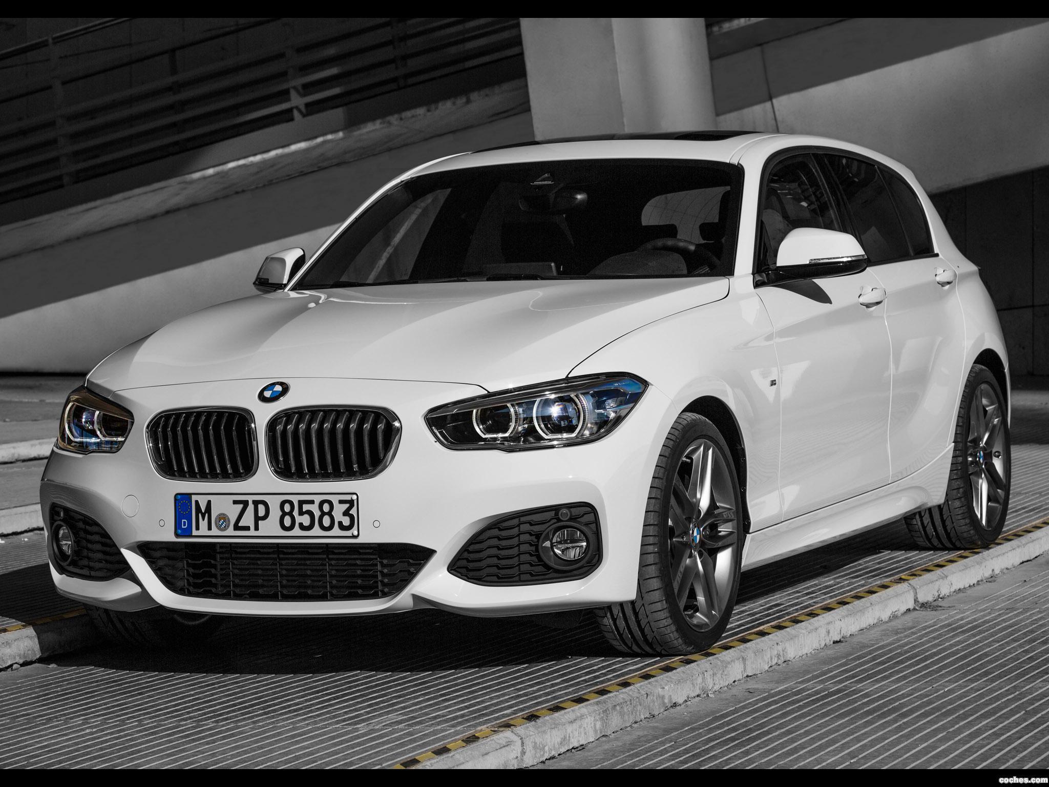 Foto 5 de BMW Serie 1 125i M Sport Package 5 puertas F20  2015