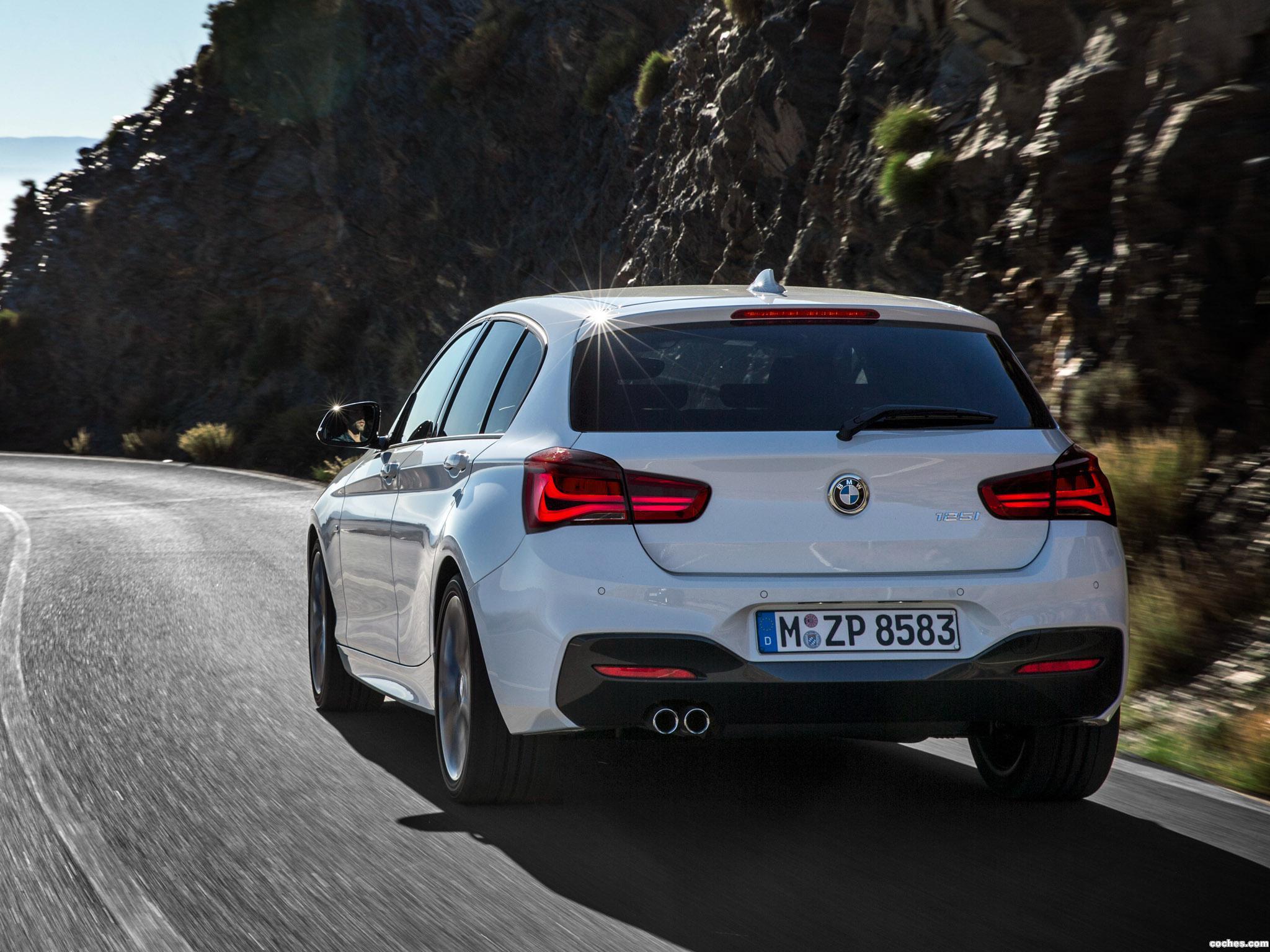 Foto 4 de BMW Serie 1 125i M Sport Package 5 puertas F20  2015