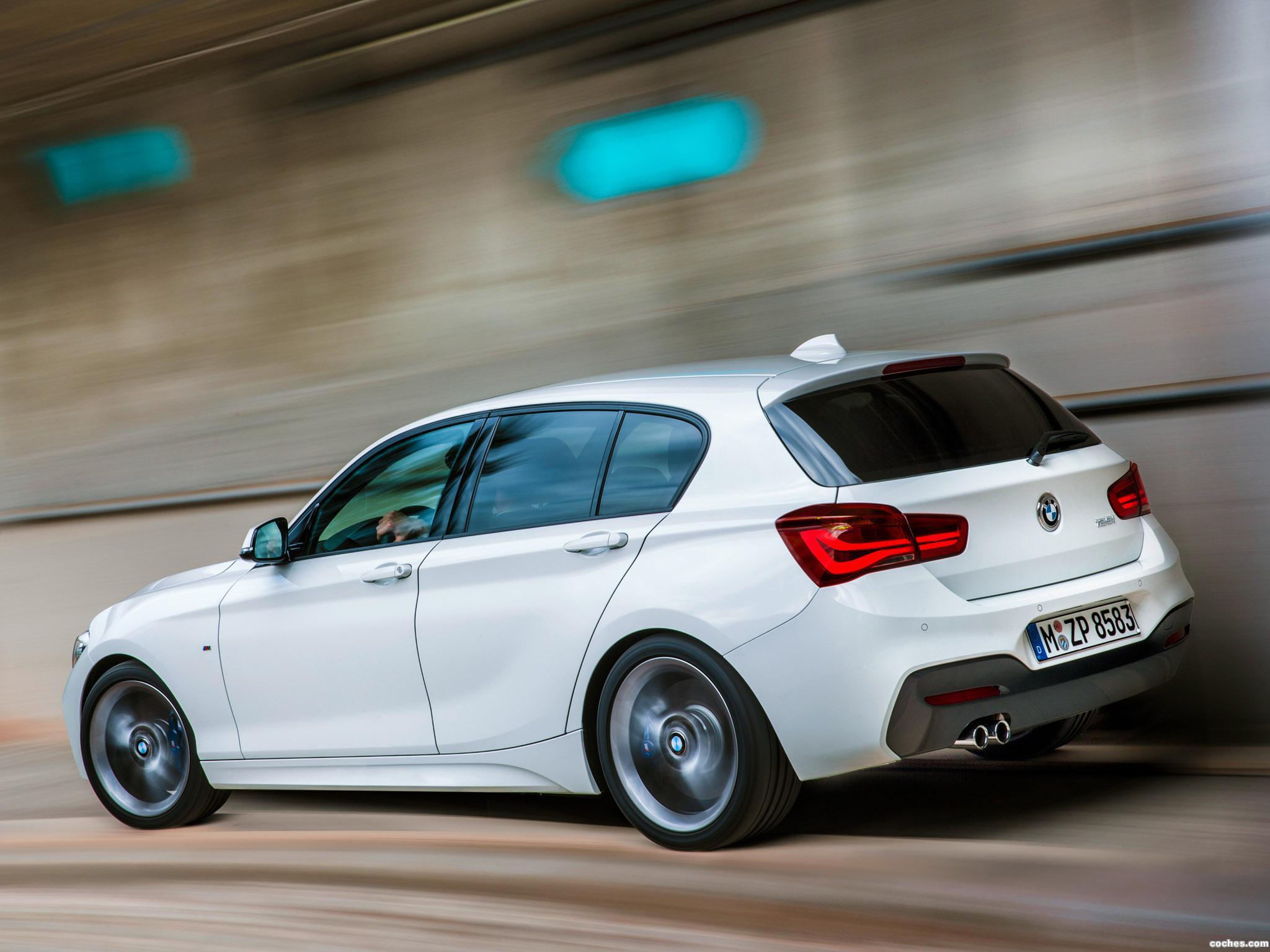 Foto 2 de BMW Serie 1 125i M Sport Package 5 puertas F20  2015