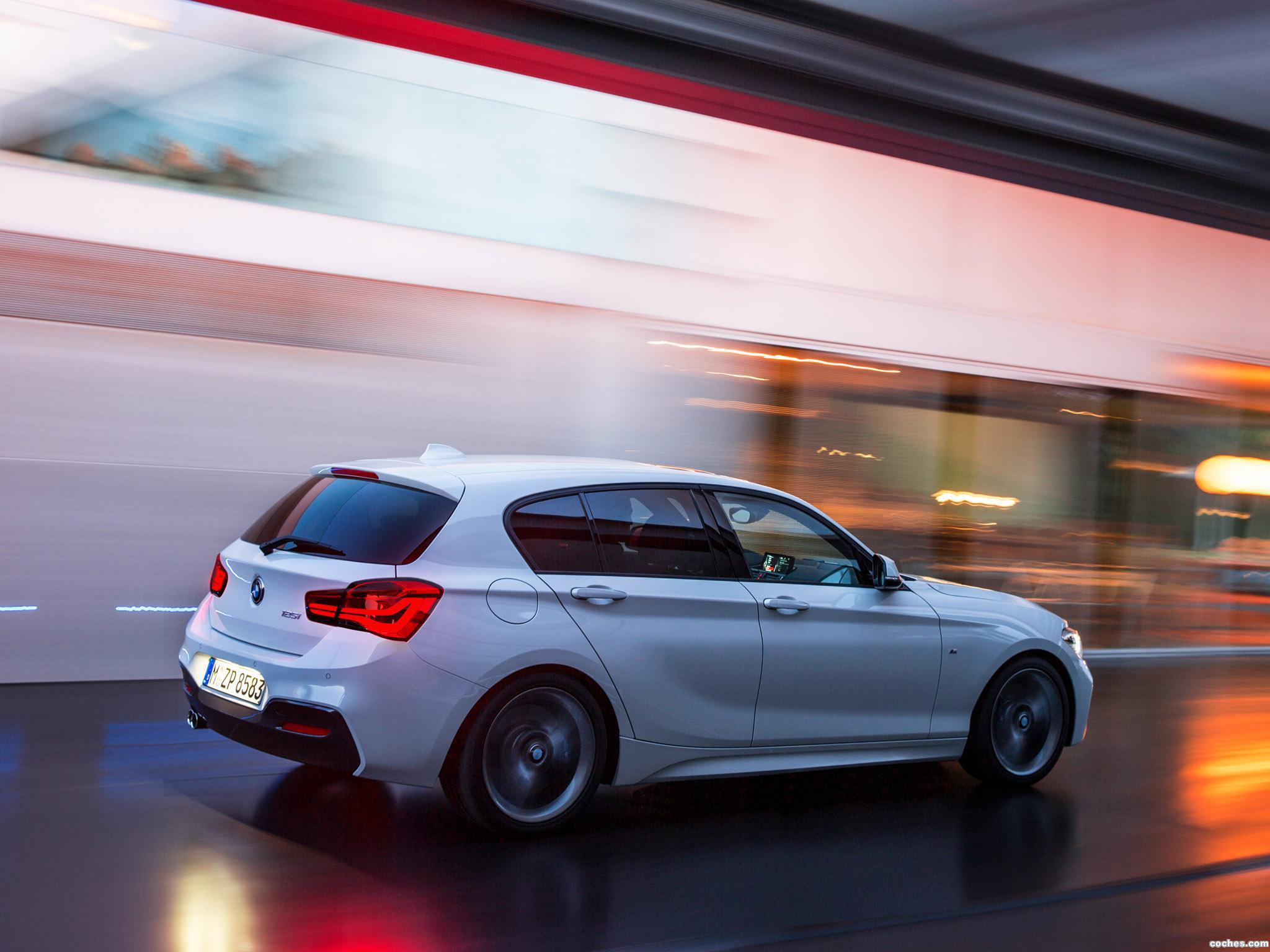 Foto 1 de BMW Serie 1 125i M Sport Package 5 puertas F20  2015