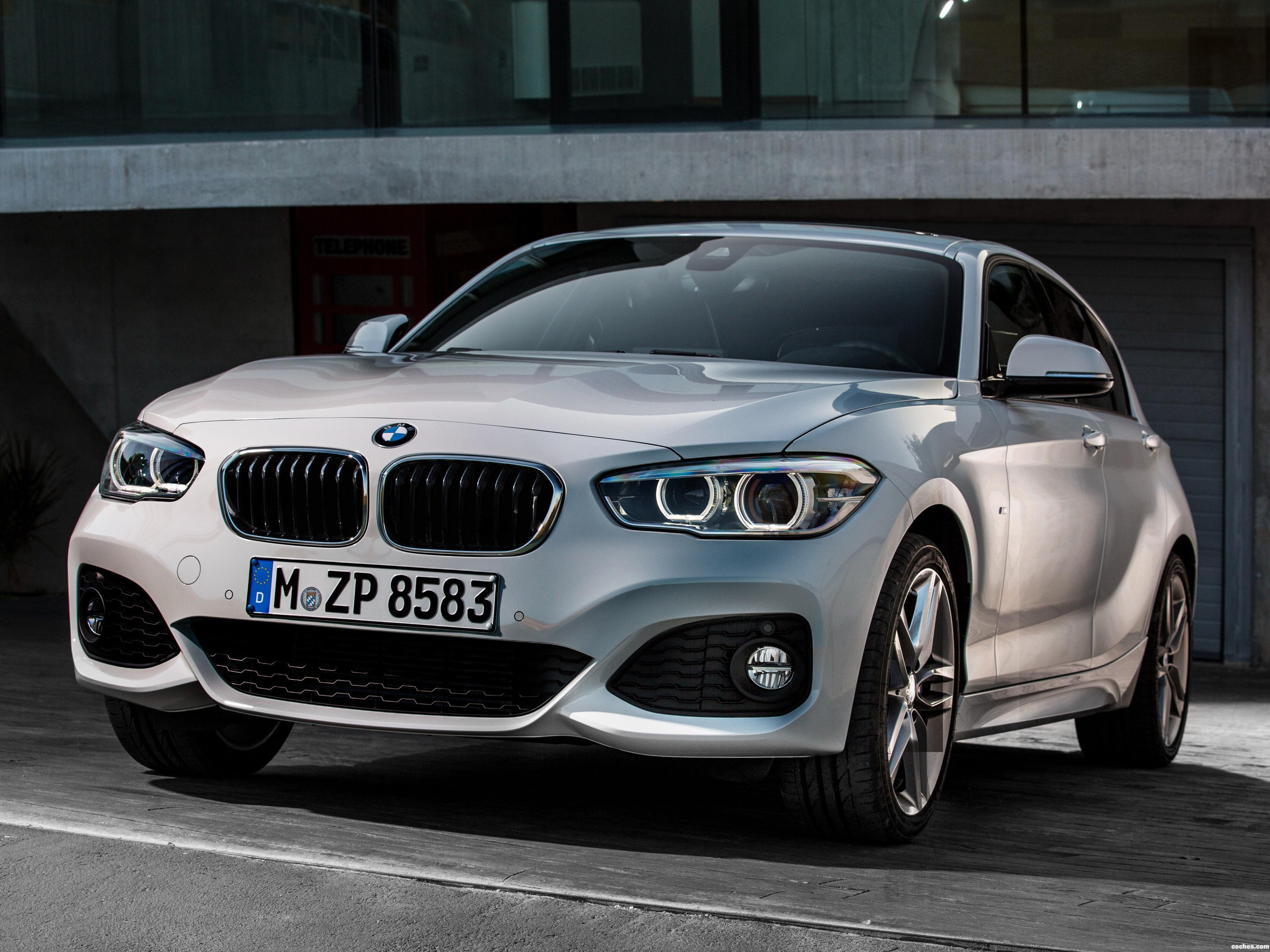 Foto 0 de BMW Serie 1 125i M Sport Package 5 puertas F20  2015