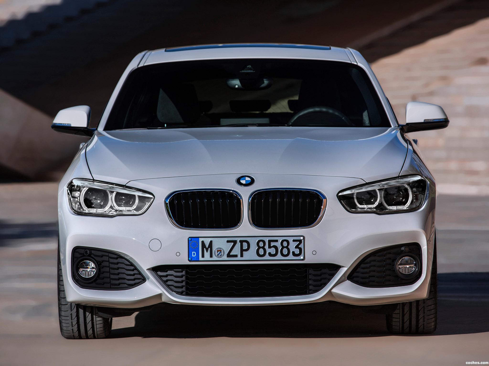 Foto 23 de BMW Serie 1 125i M Sport Package 5 puertas F20  2015