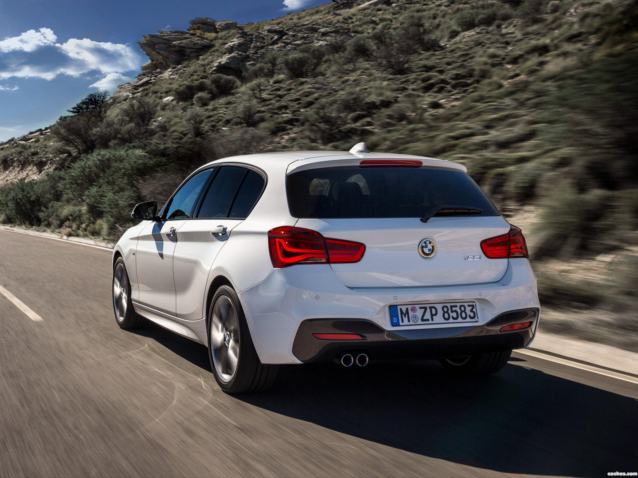 Foto 19 de BMW Serie 1 125i M Sport Package 5 puertas F20  2015