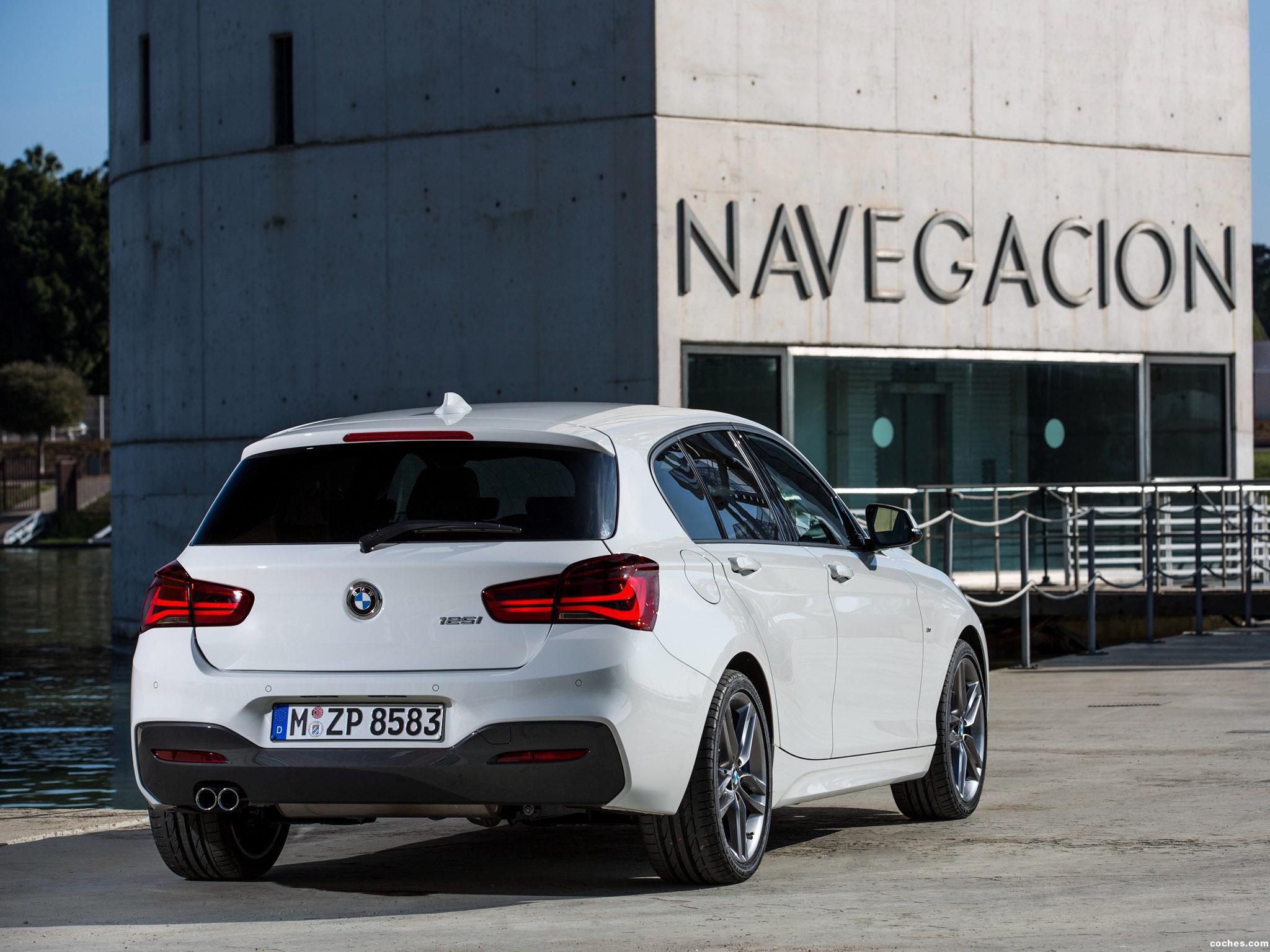 Foto 18 de BMW Serie 1 125i M Sport Package 5 puertas F20  2015