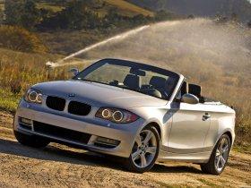 Ver foto 8 de BMW Serie 1 128i Cabrio E88 USA 2008