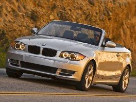 Ver foto 7 de BMW Serie 1 128i Cabrio E88 USA 2008