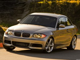 Fotos de BMW Serie 1 135i Coupe E82 USA 2008
