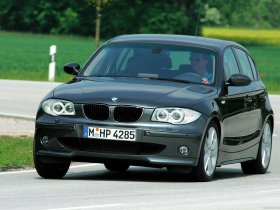 Ver foto 30 de BMW Serie 1 cinco puertas 2004