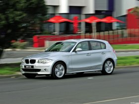 Ver foto 9 de BMW Serie 1 cinco puertas 2004