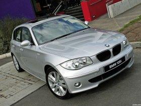 Ver foto 8 de BMW Serie 1 cinco puertas 2004