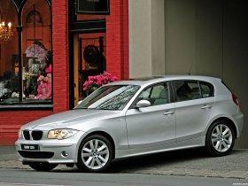 Ver foto 7 de BMW Serie 1 cinco puertas 2004