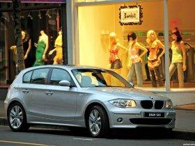 Ver foto 5 de BMW Serie 1 cinco puertas 2004