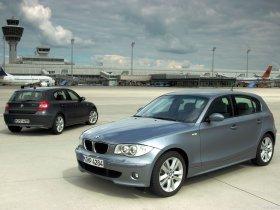 Ver foto 3 de BMW Serie 1 cinco puertas 2004