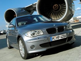 Fotos de BMW Serie 1 cinco puertas 2004