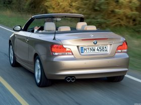 Ver foto 11 de BMW Serie 1 Cabrio 2007