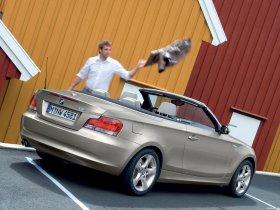Ver foto 8 de BMW Serie 1 Cabrio 2007