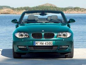 Ver foto 7 de BMW Serie 1 Cabrio 2007