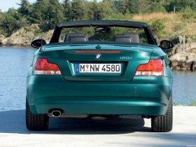 Ver foto 4 de BMW Serie 1 Cabrio 2007