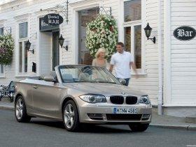 Fotos de BMW Serie 1 Cabrio 2007