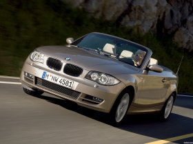 Ver foto 17 de BMW Serie 1 Cabrio 2007